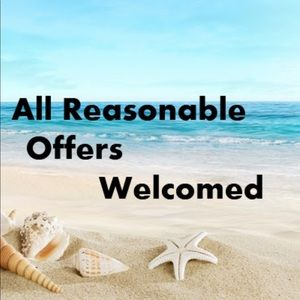 Other - 🤗I will welcome reasonable offers!
